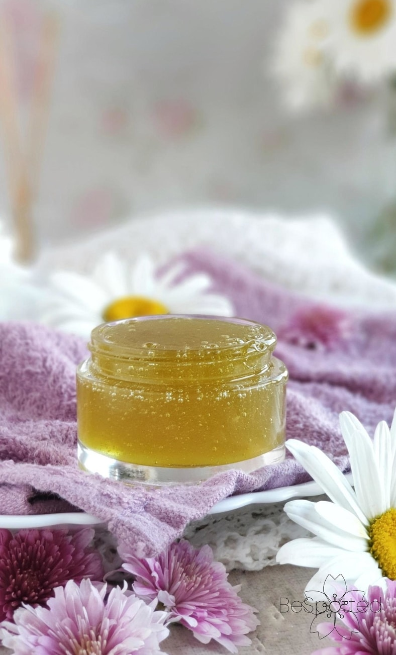 Hydrating face mask with all natural ingredients for clear complexion, youthful skin and dewy glow...