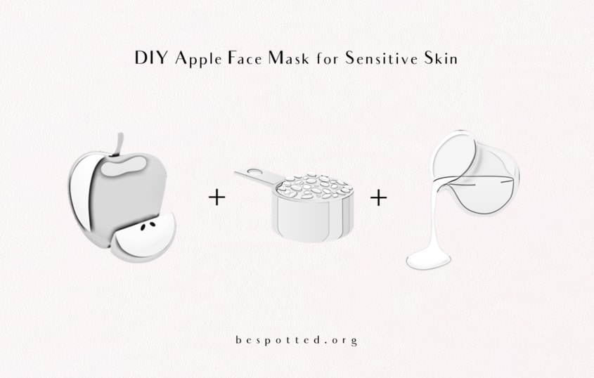 Diy Apple Face Mask for Sensitive Skin - The Necessary Ingredients