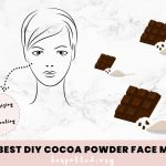 The most important benefits of cocoa powder for skin