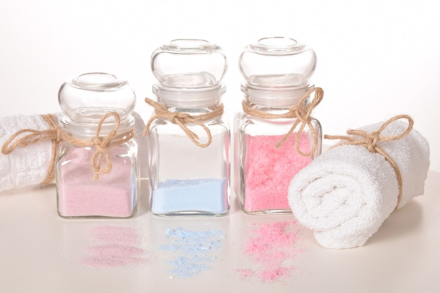 Some of the best products to put into a DIY spa gift basket