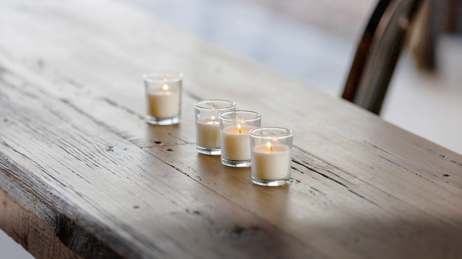 More Gifts for Minimalists - Scented Candles for an Aromatic Ambiance